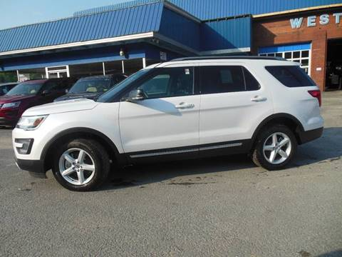 2017 Ford Explorer for sale in Weston, WV