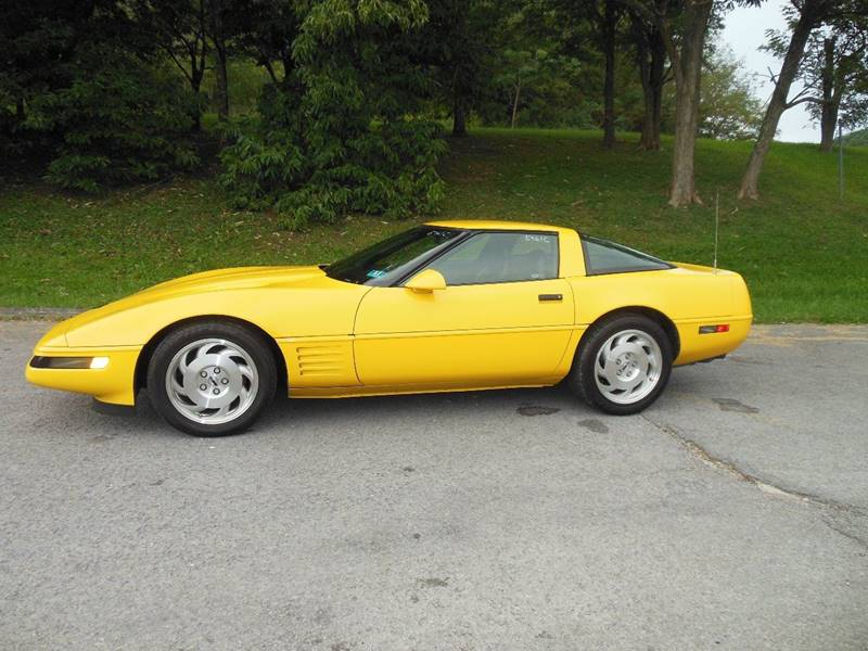 1994 Chevrolet Corvette for sale at WESTON FORD  INC in Weston WV