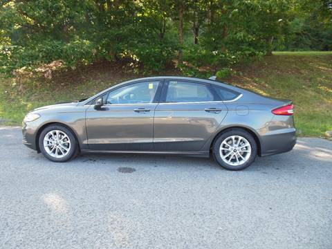 2019 Ford Fusion for sale in Weston, WV