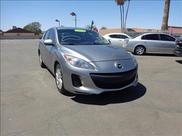 2012 Mazda MAZDA3 for sale in Glendale, AZ