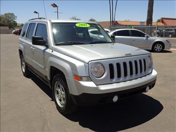 2011 Jeep Patriot for sale in Glendale, AZ