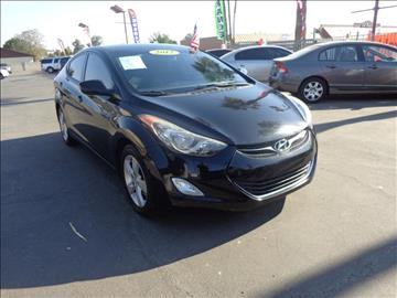 2012 Hyundai Elantra for sale in Glendale, AZ