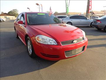 2009 Chevrolet Impala for sale in Glendale, AZ