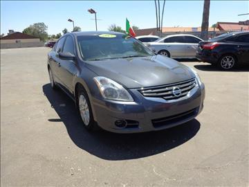 2012 Nissan Altima for sale in Glendale, AZ