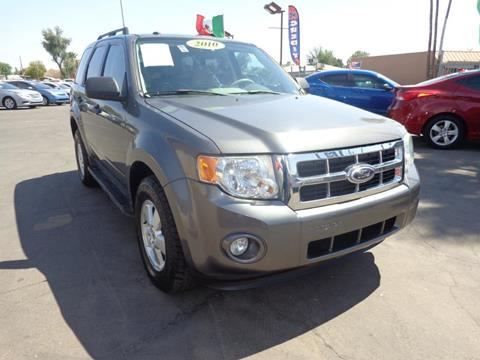 2010 Ford Escape for sale in Glendale, AZ