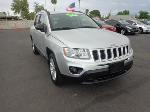 2011 Jeep Compass for sale in Glendale, AZ