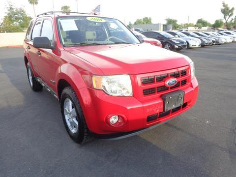 2010 Ford Escape Hybrid for sale in Glendale, AZ
