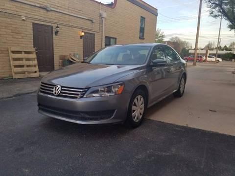 2013 Volkswagen Passat for sale in Denver, CO
