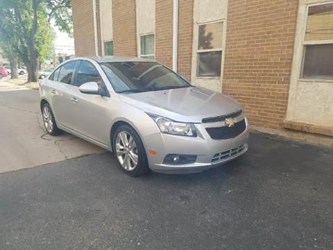 2013 Chevrolet Cruze for sale in Denver, CO