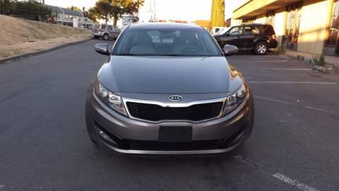 2012 Kia Optima for sale in Sacramento, CA
