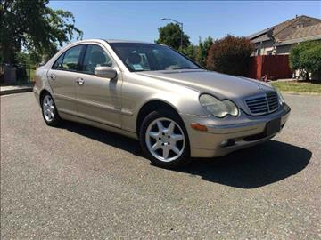 2001 Mercedes-Benz C-Class for sale in Tracy, CA
