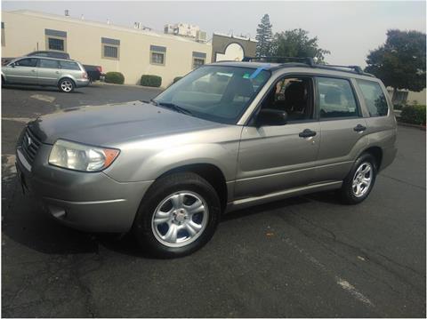 2006 Subaru Forester for sale in Rocklin, CA
