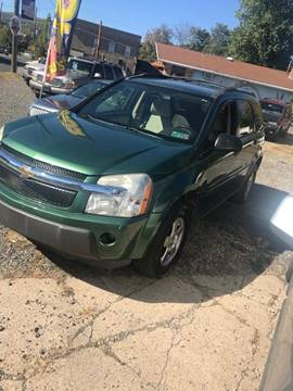 2005 Chevrolet Equinox for sale in Peckville, PA