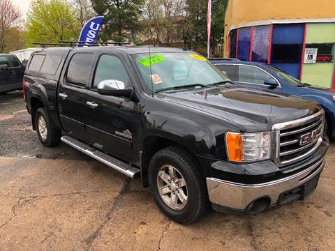 2013 GMC Sierra 1500 for sale at Albi's Auto Service and Sales in Archbald PA