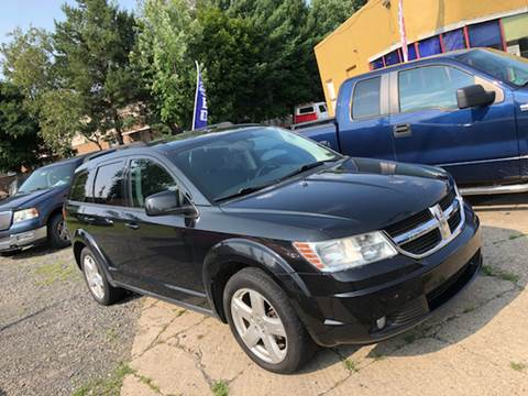 2010 Dodge Journey for sale at Albi's Auto Service and Sales in Archbald PA