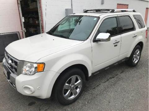 2010 Ford Escape for sale at Albi's Auto Service and Sales in Archbald PA