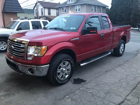 2012 Ford F-150 for sale at Albi's Auto Service and Sales in Archbald PA