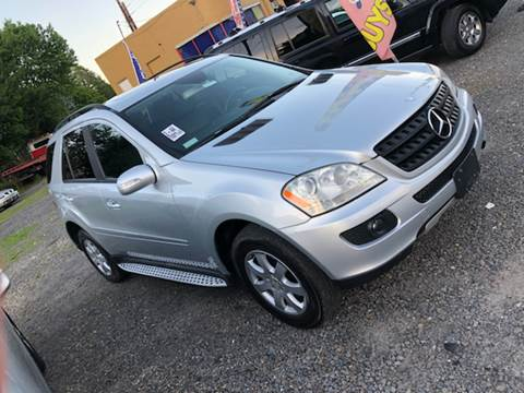 2006 Mercedes-Benz M-Class for sale at Albi's Auto Service and Sales in Archbald PA