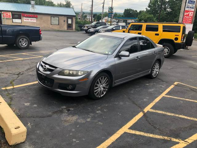 2006 Mazda MAZDASPEED6 for sale at Albi's Auto Service and Sales in Archbald PA