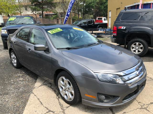 2006 Ford Fusion for sale at Albi's Auto Service and Sales in Archbald PA