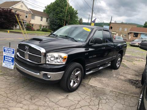 2007 Dodge Ram Pickup 1500 for sale at Albi's Auto Service and Sales in Archbald PA