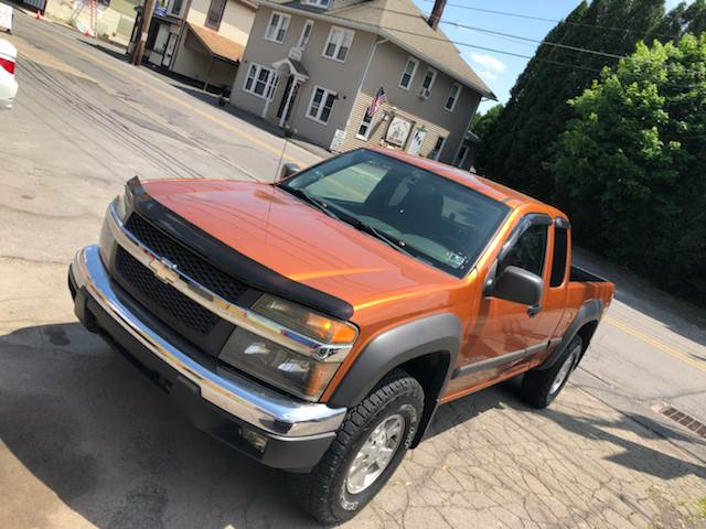 2004 Chevrolet Colorado for sale at Albi's Auto Service and Sales in Archbald PA