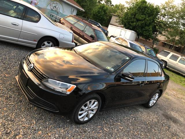 2011 Volkswagen Jetta for sale at Albi's Auto Service and Sales in Archbald PA