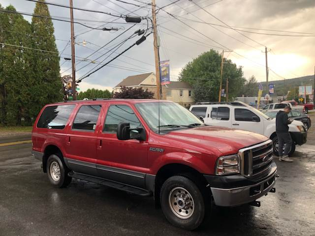 Ford Excursion For Sale At Albis Auto Service And Sales In Peckville Pa