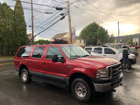 2002 Ford Excursion for sale at Albi's Auto Service and Sales in Archbald PA