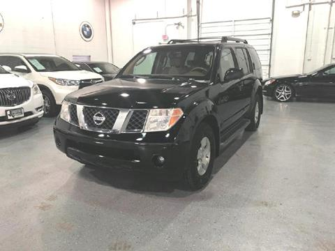 2006 Nissan Pathfinder for sale in Houston, TX