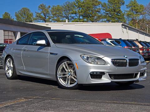2014 BMW 6 Series for sale in Marietta, GA