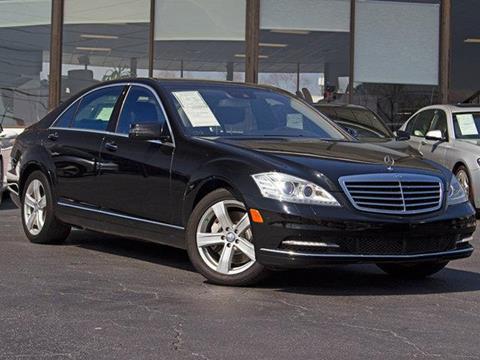 2010 Mercedes-Benz S-Class for sale in Marietta, GA