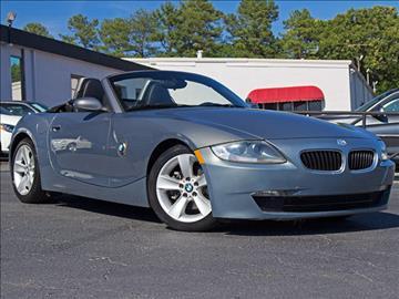 2007 BMW Z4 for sale in Marietta, GA