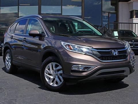 2015 Honda CR-V for sale in Marietta, GA