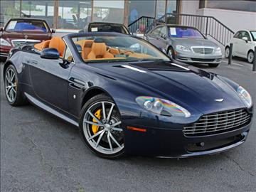 2012 Aston Martin V8 Vantage for sale in Marietta, GA