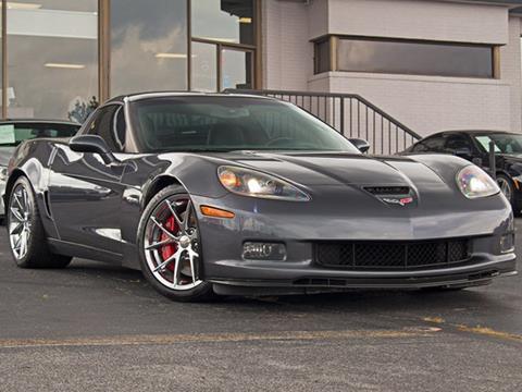 2010 Chevrolet Corvette for sale in Marietta, GA