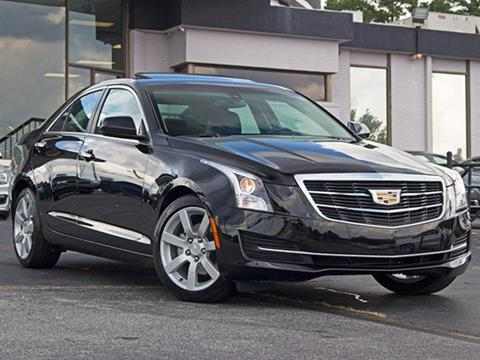 2016 Cadillac ATS for sale in Marietta, GA