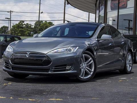 2013 Tesla Model S for sale in Marietta, GA