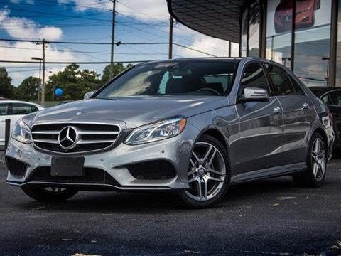 2014 Mercedes-Benz E-Class for sale in Marietta, GA
