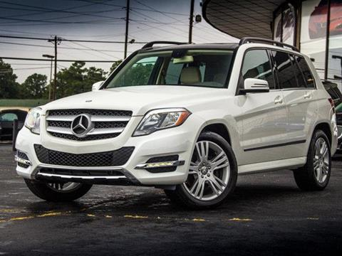 2015 Mercedes-Benz GLK for sale in Marietta, GA