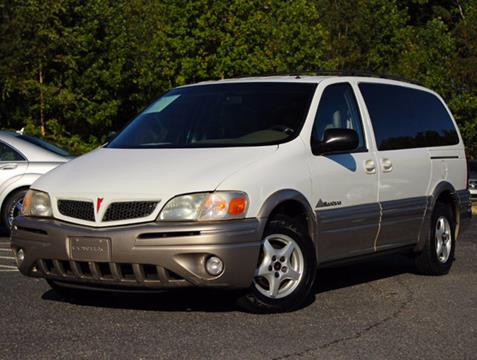 2001 Pontiac Montana for sale in Marietta, GA