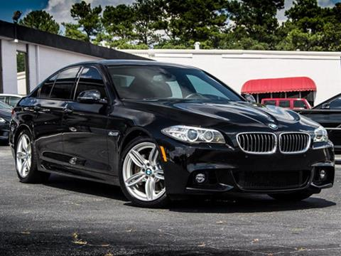 2014 BMW 5 Series for sale in Marietta, GA