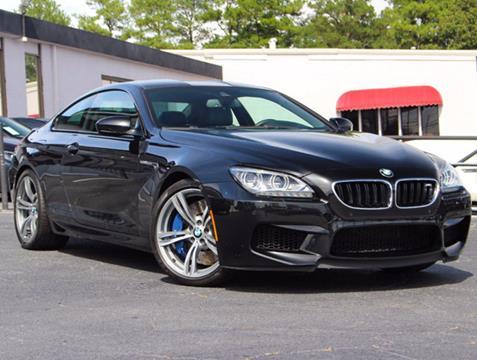 2014 BMW M6 for sale in Marietta, GA