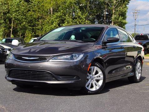 2016 Chrysler 200 for sale in Marietta, GA