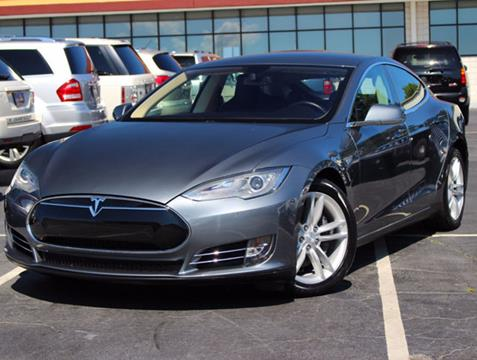 2014 Tesla Model S for sale in Marietta, GA