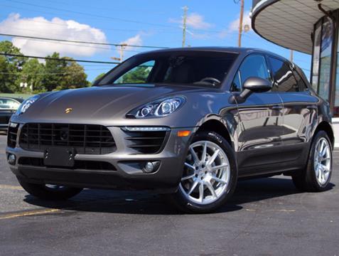 2016 Porsche Macan for sale in Marietta, GA