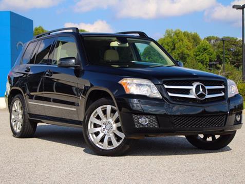 2011 Mercedes-Benz GLK for sale in Marietta, GA