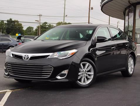 2015 Toyota Avalon for sale in Marietta, GA