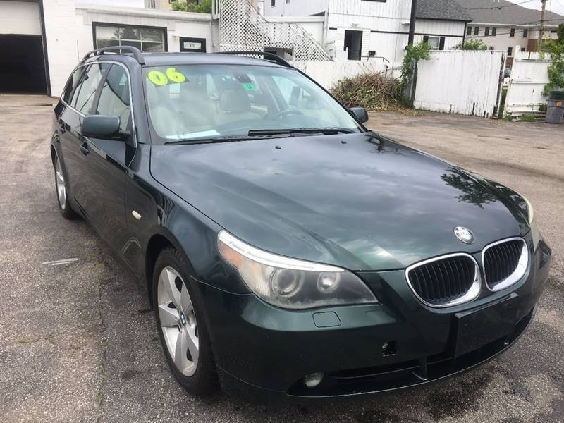 2006 BMW 5 Series 530xi In Manchester NH  DSD Auto Sales