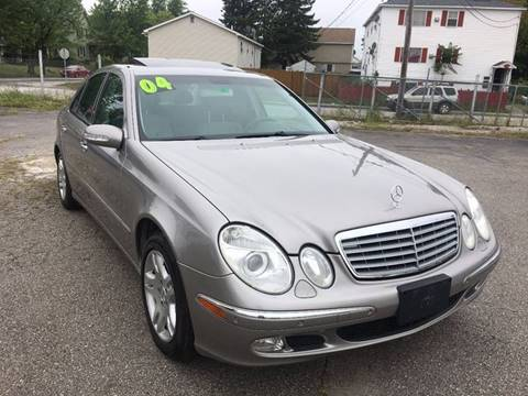 2004 Mercedes-Benz E-Class for sale in Manchester, NH